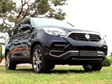 New SsangYong Rexton Review: Mahindra's Next Big SUV For India