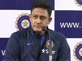 Video: BCCI Unhappy With Anil Kumble, Say Sources, Seeks Applications For Head Coach