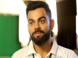 Video : Virat Kohli's Vision Of A Fitter India