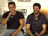 Video : Salman Entertains The Media At The Trailer Launch Of Tubelight