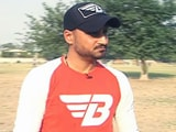 Video : I Deserve The Same 'Privileges' As Dhoni: Harbhajan to NDTV