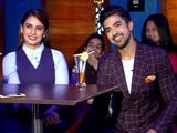 Video : Huma And Saqib On Being Spooked And Starring Opposite Your Sibling