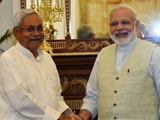 Video: Nitish Kumar Meets PM Modi, Day After Skipping Sonia Gandhi's Invite