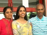 Video: CBSE Class 12 Results: Raksha Gopal Topper With 99.6%