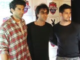 Video : Ranbir, Sidharth & Aditya At A Charity Football Initiative