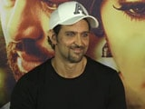 Video : Hrithik Roshan at Marathi Film Hrudyantar's Trailer Launch