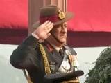 Video: नेशनल रिपोर्टर : कश्मीर पर जनरल की ललकार पर सियासत