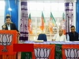 Video : In Meghalaya, BJP Doesn't Want A Ban On Beef