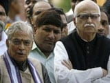 Video: LK Advani, Uma Bharti, MM Joshi In Court Today For Babri Charges