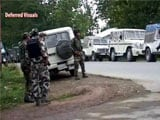 Video : 2 Terrorists Killed In Encounter In Jammu And Kashmir's Sopore