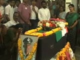 Video : Body Of Sukhoi Su-30 Pilot Brought To Kerala With Honours