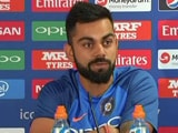 Video: There Are No Problems, Says Kohli On Reports Of Rift With Kumble