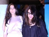 Video : Sara Ali Khan Spotted With Mom Amrita Singh