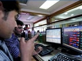 Sensex Ends Lower, TCS Weighs