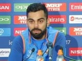 Video: Sri Lanka Have Done Well In ICC Tournaments: Virat Kohli