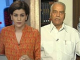 Video: 'Government Can Talk To Others In Kashmir, Why Just Hurriyat?' Yashwant Sinha To NDTV
