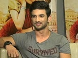 Video : Sushant Singh Rajput On Working With Sara Ali Khan