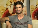 Video : Sushant Has A Favourite Champions Trophy Moment