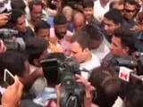 Video: बड़ी ख़बर : मंदसौर में गरमाई सियासत, गिरफ्तारी के बाद जमानत पर रिहा हुए राहुल गांधी