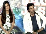 Video : Katrina Kaif and Ranbir Kapoor Are Back To Promote <i>Jagga Jasoos</i>