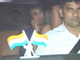 Video : Ranbir, Varun & Aditya At Karan Johar's Party