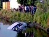 Video : मथुरा: इनोवा कार के नहर में गिरने से 10 लोगों की मौत