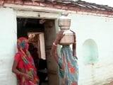 Video : बूंद-बूंद पानी को तरसता बुंदेलखंड, इलाके के ज़्यादातर कुएं, हैंडपंप सूखे
