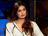 Video : In The Spotlight With Athiya Shetty
