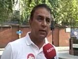Video : Energy Levels of Indians Never Went Down: Sunil Gavaskar