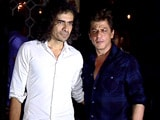 Video : SRK's Dinner Date With Imtiaz Ali