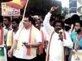 Video : कन्नड़ संगठनों ने आज कर्नाटक में बंद बुलाया
