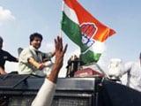 Video : After Rahul Gandhi, Jyotiraditya Scindia In Face-Off With Cops