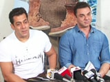 Video : Salman Khan At Tubelight Promotions: Those Who Order Wars Should Go On Border And Fight