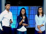 Video: Students Battle Against Each Other To Win NDTV Deakin Scholarships 2017