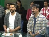 Video : Spotlight: <i>Bank Chors</i> Riteish And Vivek On Stealing The Laugh