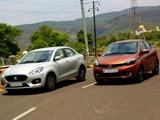 Video : Maruti Suzuki Dzire vs Tata Tigor, Volkswagen Tiguan and Jeep Compass
