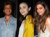 Video : SRK, Ranbir, Alia & Deepika At Imtiaz Ali's Birthday Bash
