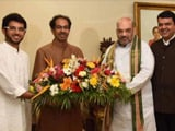 Video : On President Poll, Uddhav Thackeray Rejects Amit Shah Proposal: Sources