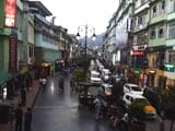 Video: With Darjeeling Under Lockdown, Tourists Are Heading To Sikkim