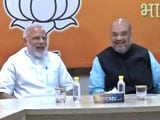 Video : PM Modi Meets BJP Team, President Choice Could Be Named Today