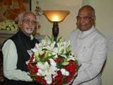 Video : Bihar Governor For President, BJP Informs Opposition