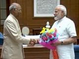 Videos : Good Evening इंडिया :  रामनाथ कोविंद बने राष्ट्रपति पद के उम्मीदवार