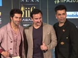 Varun Asks IIFA Veterans Karan & Saif For Tips