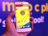 Video : Moto C Plus First Look