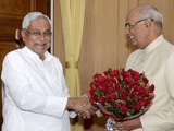 Video : Nitish Kumar To Side With BJP On President, Sonia Gandhi Informed Too