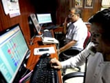 Video: Sensex Up Nearly 100 Points, Banks Gain