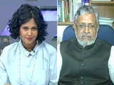 Video : 'Can't Advise Nitish Kumar On Allying With BJP,' Says Sushil Modi