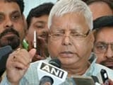 Video: Nitish Kumar, Come Back, Support Meira Kumar For President: Lalu Yadav