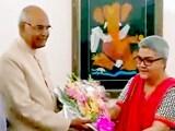 Video: बड़ी खबर : राष्ट्रपति चुनाव में रामनाथ कोविंद बनाम मीरा कुमार