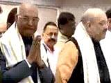 Video : In PM Modi's Presence, Ram Nath Kovind To File Nomination For President